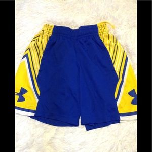 Boy's size XS UNDER ARMOUR athletic shorts